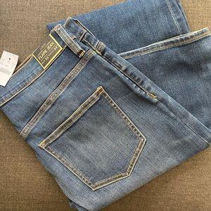 JCrew Flare Jean